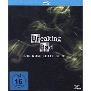 Breaking Bad - Die komplette Serie (Blu-ray) für 44€ & Der Herr der Ringe - Extended Edition Trilogie (Blu-ray) für 39€ (Amazon)
