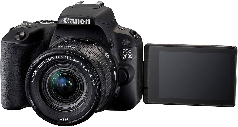 Canon EOS 200D Digitale Spiegelreflexkamera