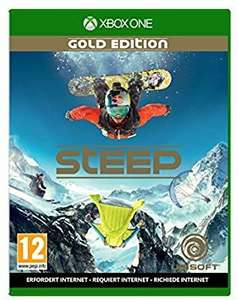 Steep Gold Edition (Xbox One)