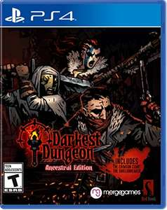 Darkest Dungeon Ancestral Edition (PS4) für 15,72€ (Amazon.com)