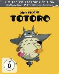 Mein Nachbar Totoro (Limited Steelbook Edition) (+DVD) [Blu-ray]