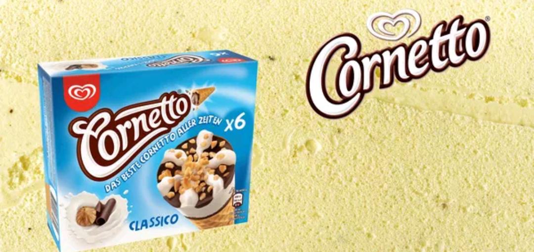 0,35€ Cashback bei Marktguru für Langnese Cornetto Eis - 1,64€ bei LIDL