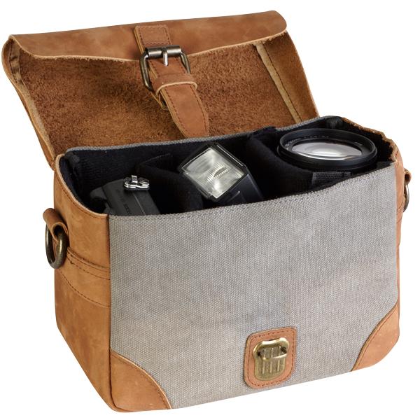 Kalahari MAKOBA M-20 Fototasche (i.W.v. 69 €) + N-Photo Magazin Abo (6 Ausgaben) für 40 € / oder Abo + 30€ Amazon-Gutschein für 39€