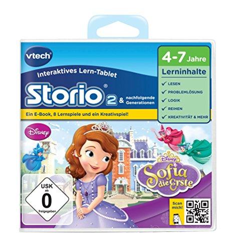 Vtech 80-232004 - Storio 2 Lernspiel Sofia die Erste