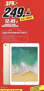 [Lokal MM Bochum,Castrop] Apple iPad 2017 32GB WiFi