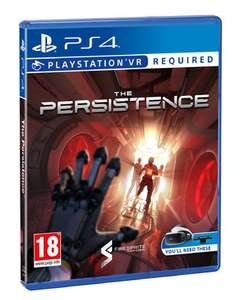 The Persistence VR (PS4) für 20,16€ (Shopto)