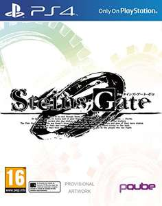 Stein's Gate: Zero - Limited Edition (PS4) für 13,64€ (Amazon.es)