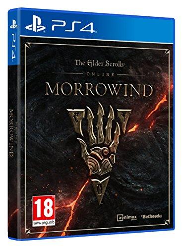 The Elder Scrolls Online: Morrowind [PlayStation 4] [AT-PEGI] ab 18 Jahren