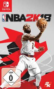 NBA 2K18 (Switch) für 15,24€ (Amazon Prime)