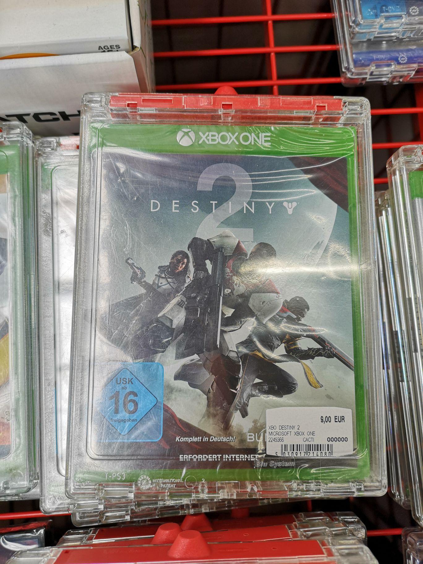 [Lokal] Destiny 2 Xbox One Media Markt HH Wandsbek