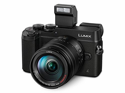 [Amazon] Panasonic LUMIX G DMC-GX8HEG-K Systemkamera (20 Megapixel, Dual I.S. Bildstabilisator, 4K Foto / Video, Staub-/Spritzwasserschutz) mit Objektiv H-FS14140E schwarz
