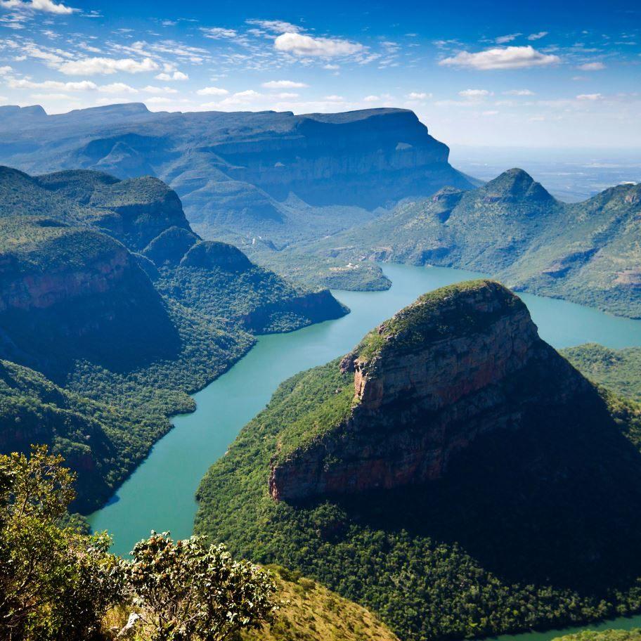 Flüge: Südafrika [November - März] - Hin- und Rückflug mit British Airways von Luxemburg nach Johannesburg ab nur 386€ inkl. Gepäck