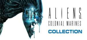 Aliens: Colonial Marines Collection (Steam) für 2,79€ (Fanatical)