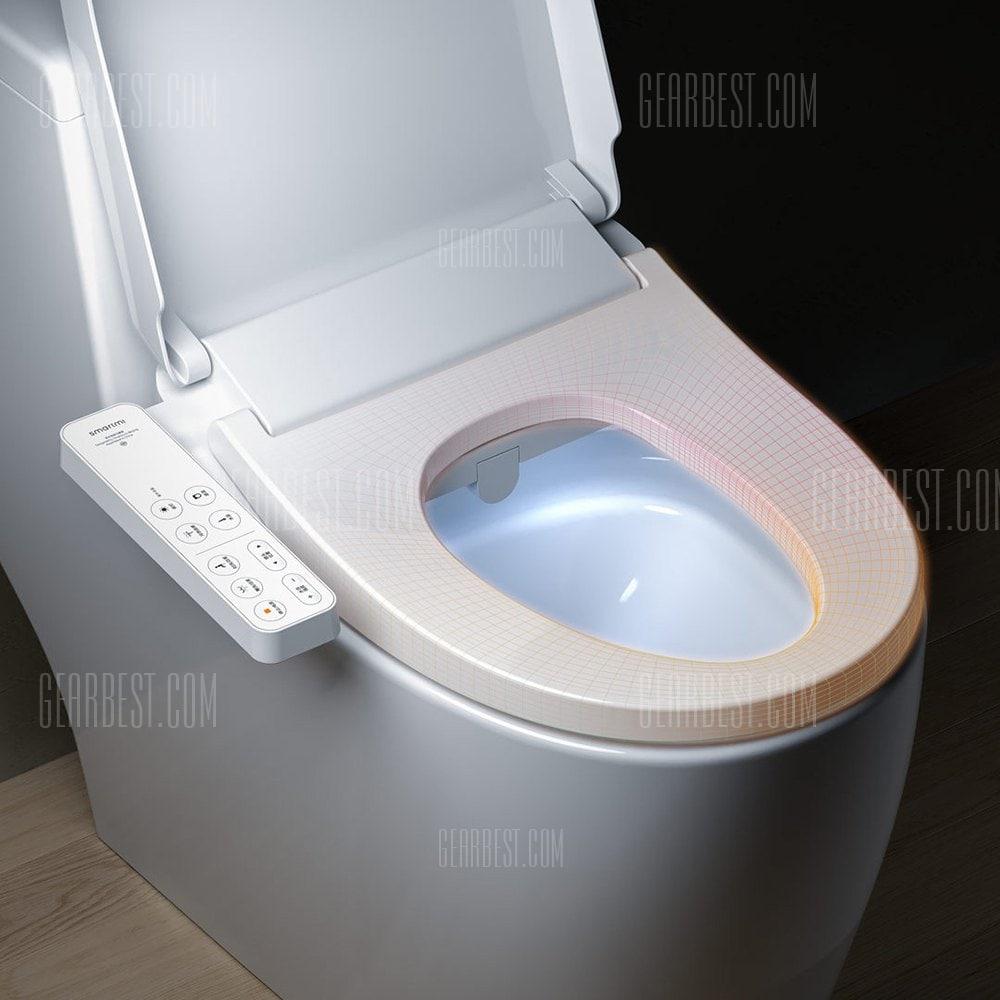 Xiaomi Smartmi Smart Toilettensitz - WHITE Gästeklo und Band 20