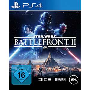 Local Mediamarkt Dortmund Kley Star Wars Battlefront 2 für die Ps4