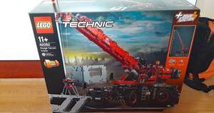(Thalia) LEGO 42082 Geländegängiger Kranwagen