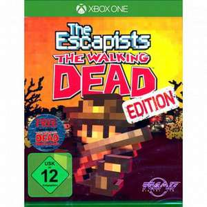 The Escapists: The Walking Dead Edition(Xbox One)