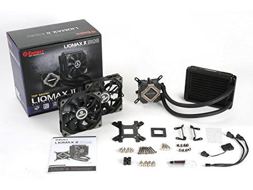 Enermax Liqmax II 120/240mm - 16-25dB - Wasserkühlung - Amazon.de Blitzangebot - ca.22:20