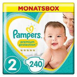 Pampers Premium Protection 2 über die dm App 15% Coupon