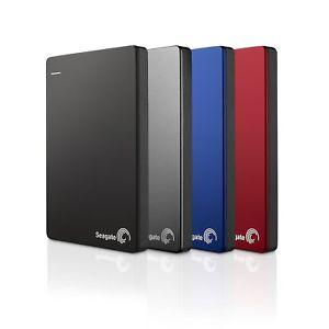 Seagate Backup Plus Slim Portable, externe Festplatte (1 TB) für 39,99€  [WoW! Angebot]