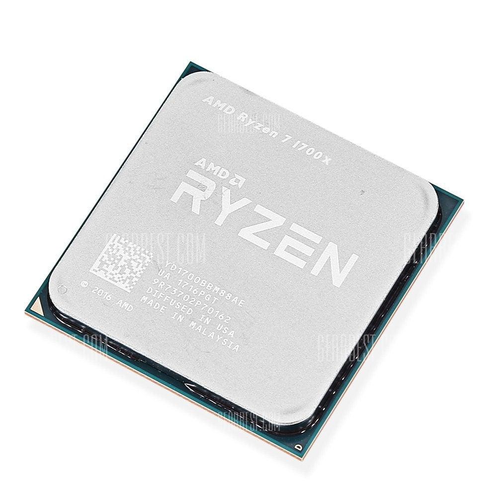 Amd Ryzen 7 1700X Gearbest