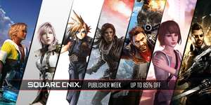 Riesiger Square Enix Publisher Sale auf Humble Bundle - bis zu 87% Rabatt!