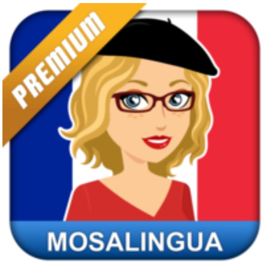 Französisch lernen MosaLingua (Premium) kostenlos ( Android + iOS)