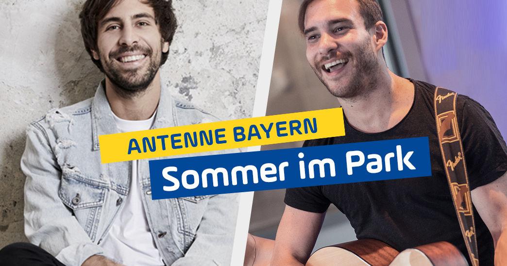 [Lokal Rosenheim] ANTENNE BAYERN Sommer im Park mit Max Giesinger und Lions Head - Gratis Konzert