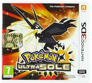 Pokemon: Ultrasonne (3DS) für 23,32€ (Amazon IT)