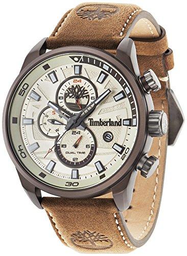 [Amazon] Timberland Herren-Armbanduhr Henniker II Analog Quarz 14816JLBN/07
