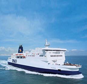 P&0 Fähre Calais-Dover - Günstige Überfahrt mit Preistrick