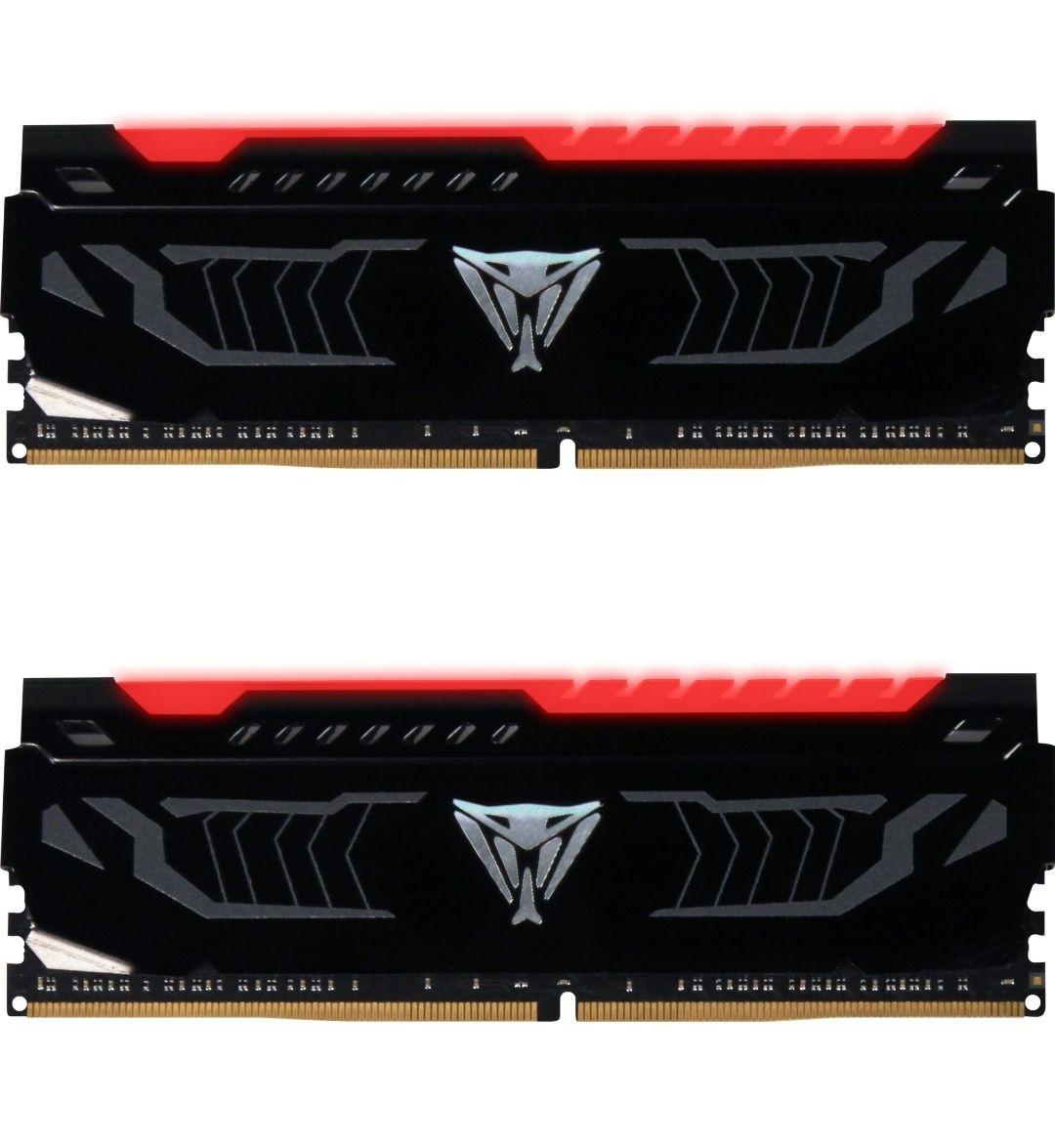 Patriot Viper LED 16GB DDR4-3000 CL15 RAM (Masterpass Alternate) 2 x 8GB