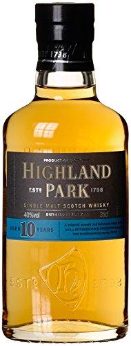 [Amazon Prime] Highland Park 10 Jahre Single Malt Scotch Whisky (1 x 0.35 l)