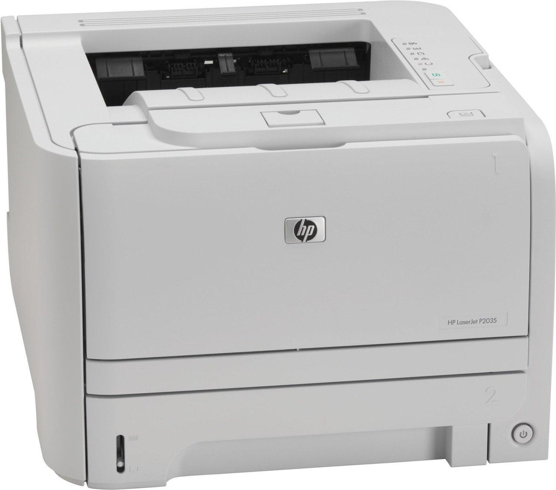 HP Laserdrucker LaserJet P2035 (CE461A)