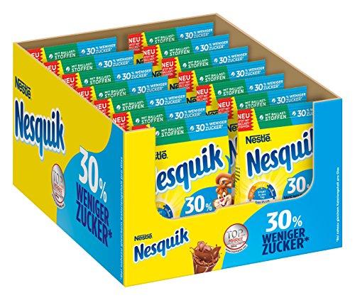 [AMAZON] Nesquik zuckerreduziert 14 x 450g Nachfüllbeutel