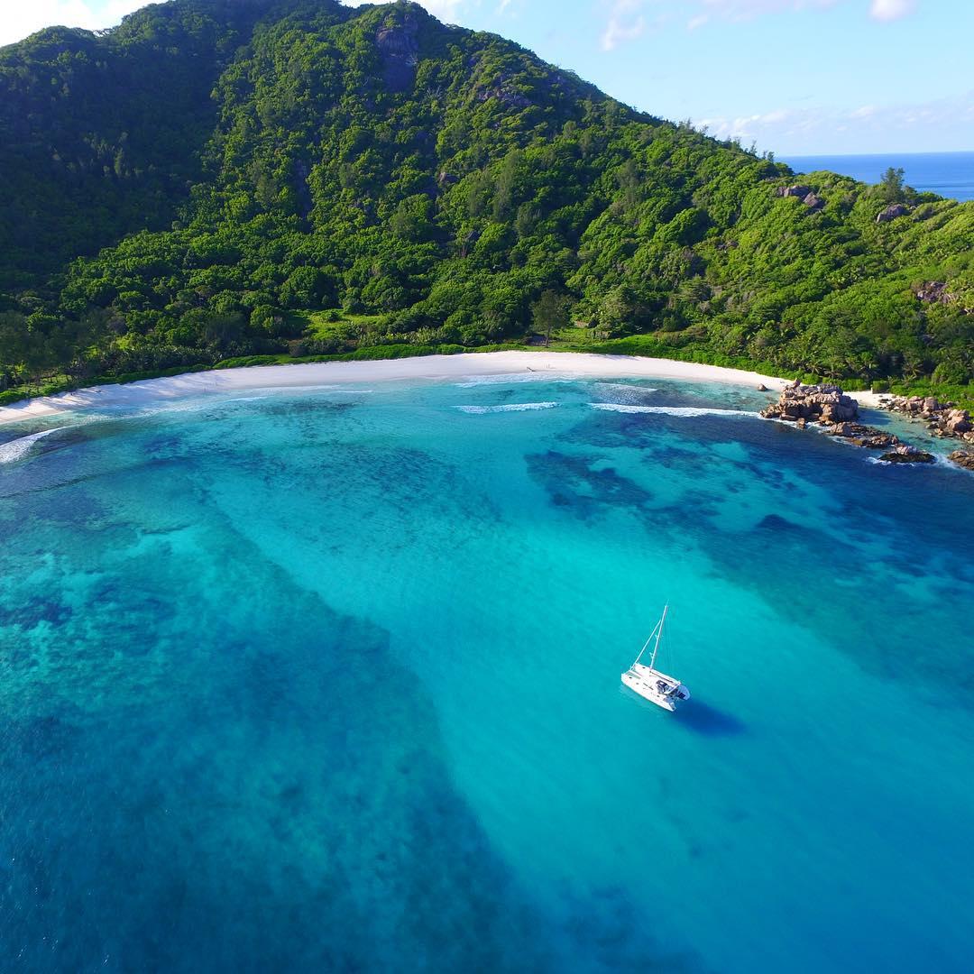 Flüge: Seychellen [August] - Last-Minute Direktflüge - Hin- und Rückflug von Frankfurt nach Mahé ab nur 487€ inkl. Gepäck