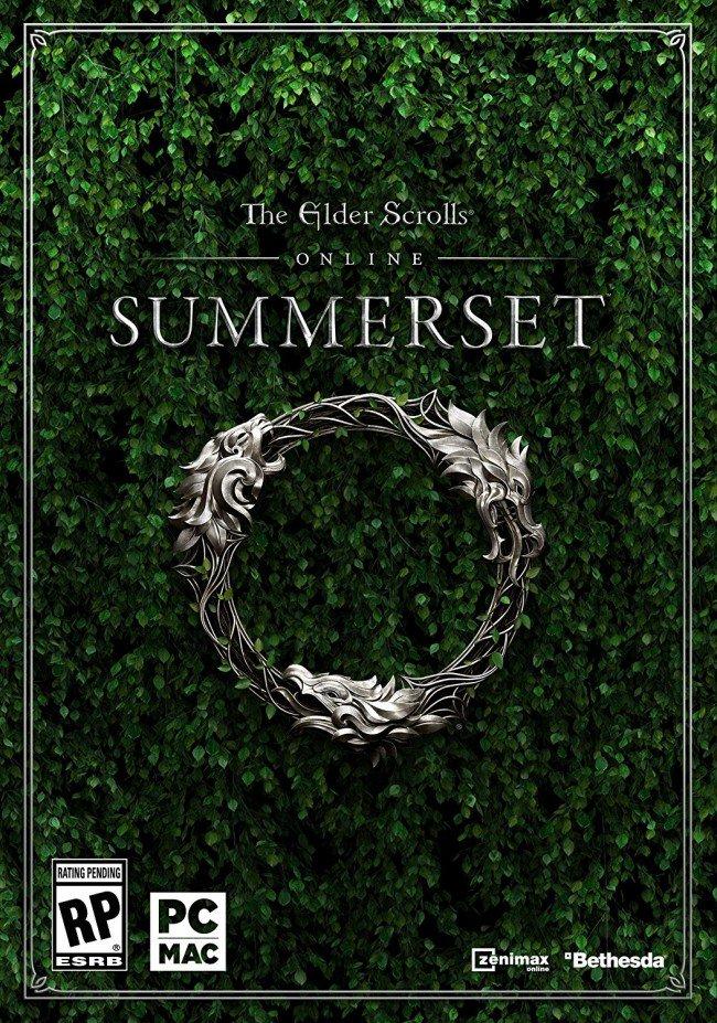 The Elder Scrolls Online Summerset Standard Edition (PC) für 13€ (CDKeys)