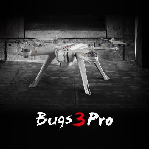 MJX Bugs 3 Pro Drohne mit Halter für GoPro etc. mit Coupon und 7% Cashback 104,09€! -Zollfreie Lieferung- @TomTop