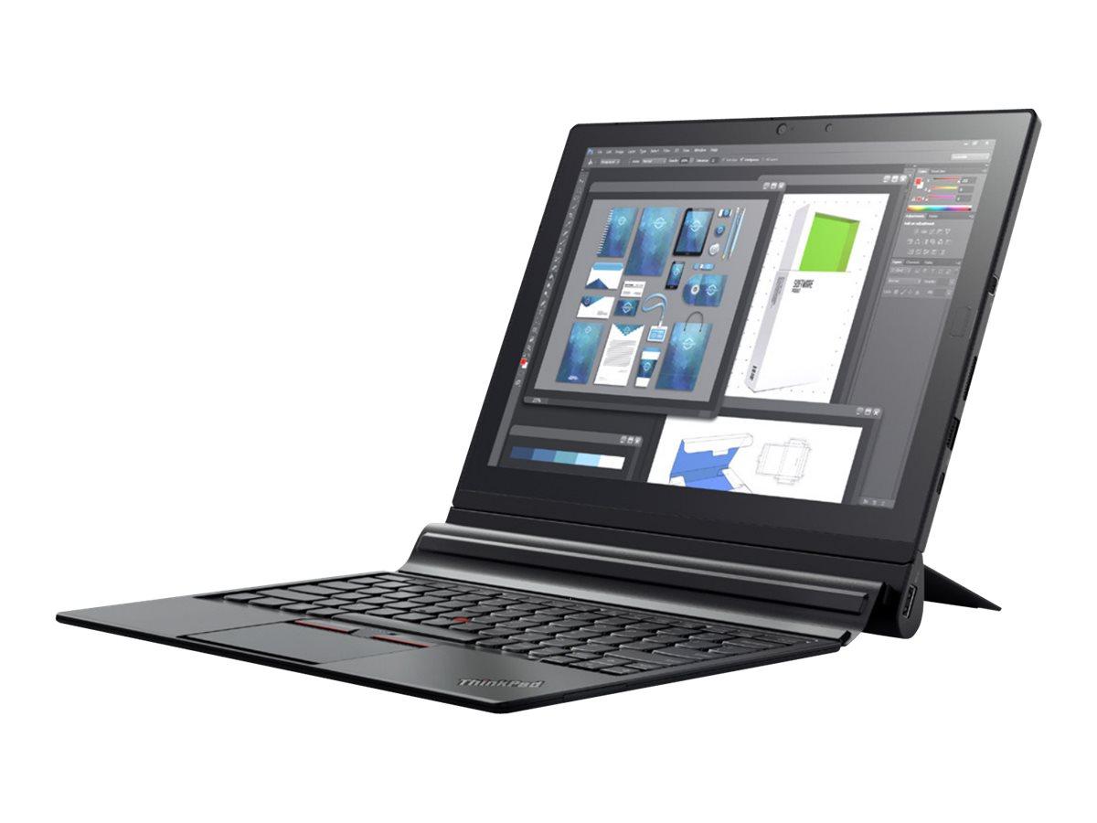 [Easynotebooks] Lenovo ThinkPad X1 Tablet, Core m7-6Y75, 16GB RAM, 512GB SSD, WiGig Dock, Keyboarddock, Stylus, LTE (20GG002CGE)