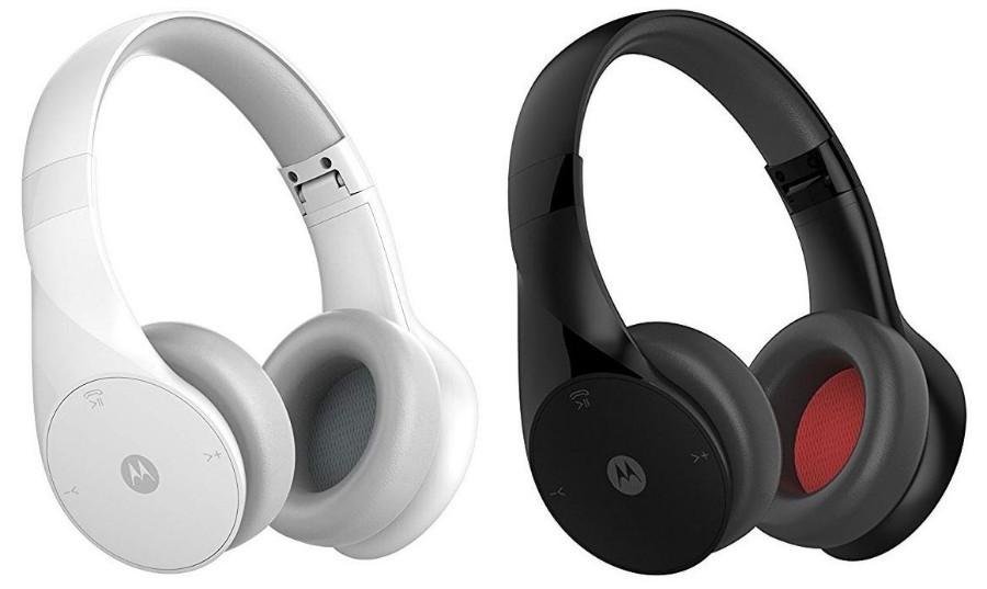 "Motorola™ - Over Ear Bluetooth Kopfhörer ""Pulse Escape"" (Weiß/Schwarz) ab €21,94 [@Kik.de]"