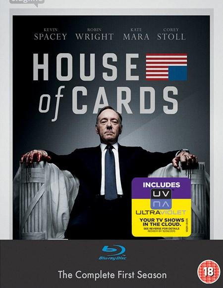 House of Cards Staffel 1 & 3 (Blu-ray) für je 5,50€ und Staffel 2 für 7€ (Zoom.co.uk)