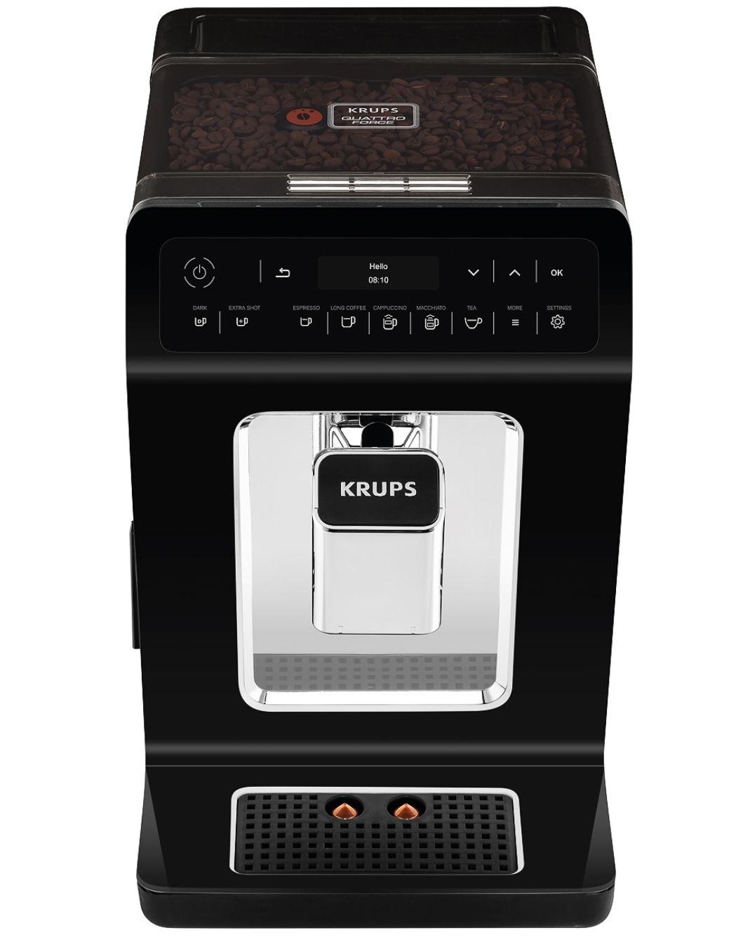 Krups Kaffee Vollautomat Evidence AE8908