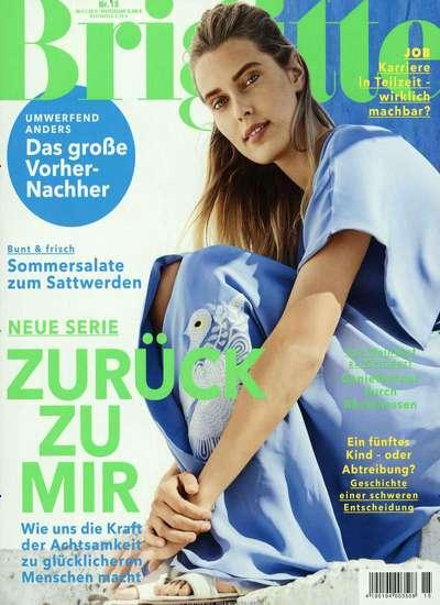 Jahresabo Brigitte für 86€ + 85€ Amazon Gutschein als Prämie beim Leserservice der Deutschen Post