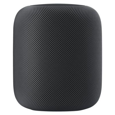 Apple Homepod zum Bestpreis in Space Grau und Weiß bei Notebooksbillger bei 0% Finanzierung
