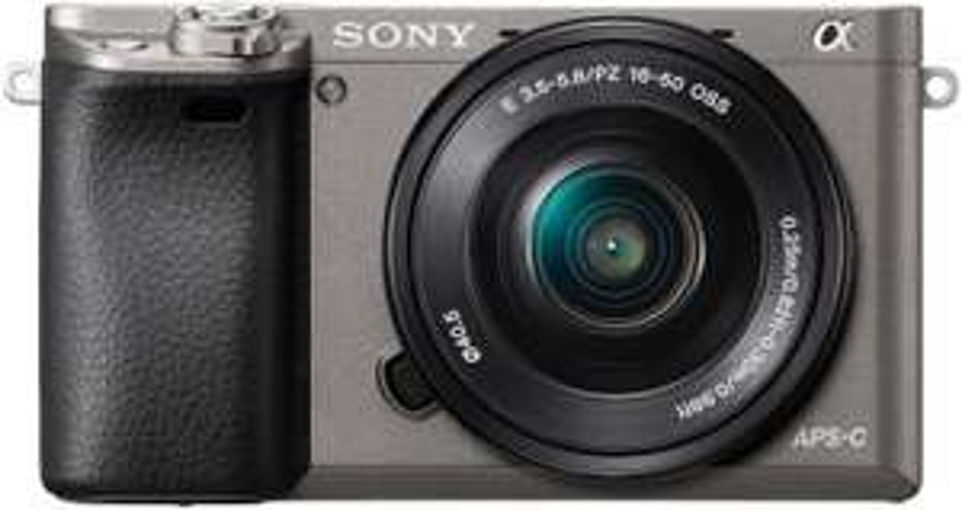 Sony Alpha 6000 Kit 16-50 mm für 443€ (Amazon.es)