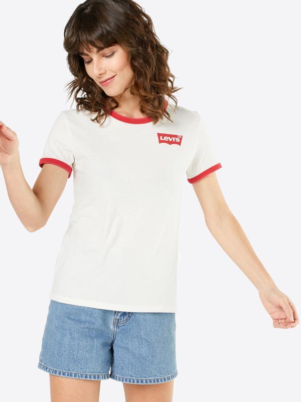 Bis zu 50% extra Rabatt auf den Sale bei AboutYou, z.B. Levi's Ringer T-Shirt