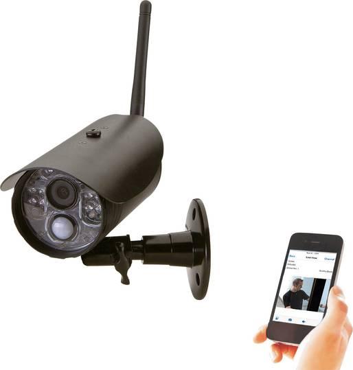 Switel COIP 150 | IP-Überwachungskamera | PIR-Sensor | wetterfest | 720p