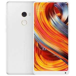 Xiaomi Mi MIX 2 8GB 128GB Full Ceramic Unibody Special Edition WHITE GLOBAL VERSION