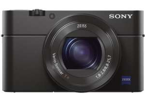 Sony Cyber-shot DSC-RX100 Mark III Kompaktkamera für 399€ (Media Markt + Amazon)