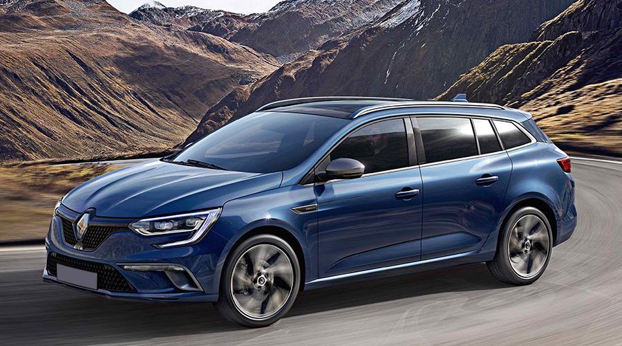 like2drive auto-all inclusive - Renault Megane Grandtour  Energy TCe BOSE Edition EDC, 118KW (160 PS) + Vollkasko Versicherung für 399 €/Monat 17.000 Km pro Jahr